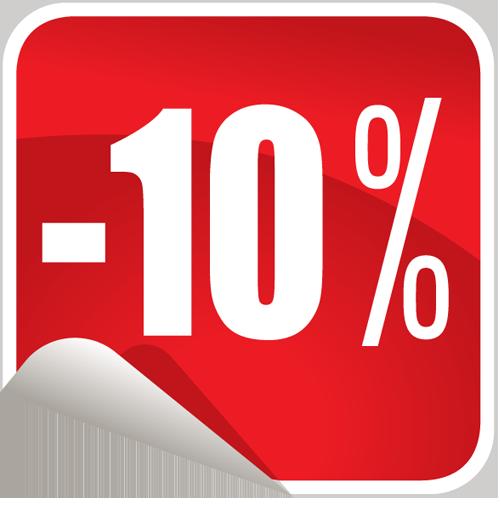 letnia promocja 10%